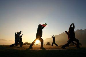 BILD zu TP/OTS - Gro§meister Shi Yan Liang wird am 18.03. - 20.03.2011, 20.05. - 22.05.2011 und 21.10. - 23.10.2011 im Tiroler Alpenresort Schwarz in Mieming seine begehrten Workshops abhalten.